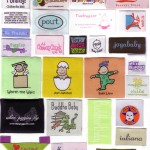woven kids 150x150 Woven labels , woven labels, clothing tags