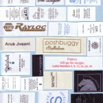 PL#9 - Satin, Nylon printed labels