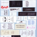 PL#10 - Satin/Nylon printed labels