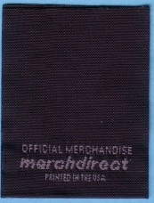 TaffetaThread Material differences in Woven Labels , woven labels, clothing tags