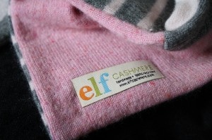 Elf Cashmere Woven Label 1 300x199 Love That , woven labels, clothing tags