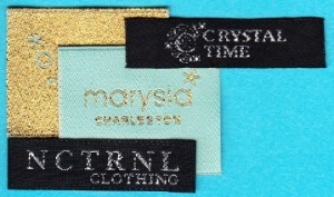 Metallic001 300x177 Using Metallic Thread in Woven Clothing Labels , woven labels, clothing tags