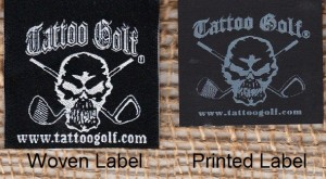 WovenPrintedComp1 300x165 What's the difference between a woven label and a printed clothing label? , woven labels, clothing tags