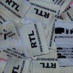 Natural Cotton Woven labels