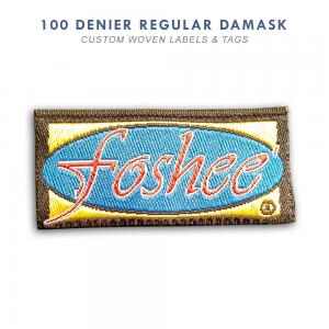 100 Denier Regular Damask