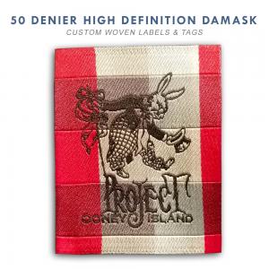 50 Denier High Definition Damask