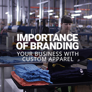 Importance Of Branding Your Business Using Custom Apparel
