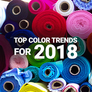 The Top Color Trends For 2018 In Fashion