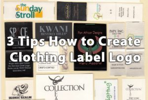 3 Tips How to Create Clothing Label Logo