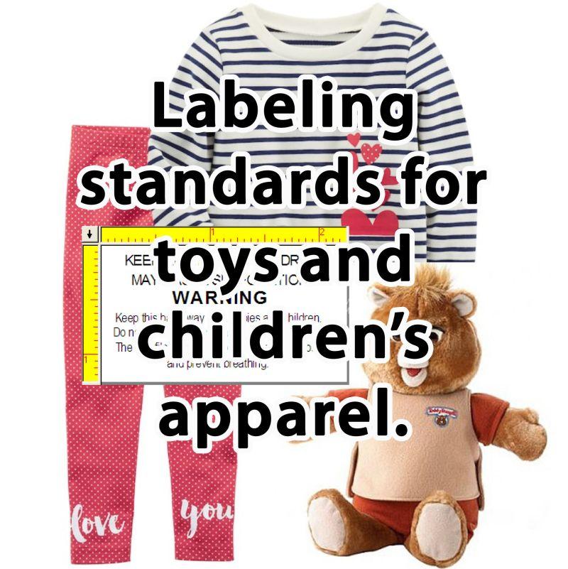 Labeling standards