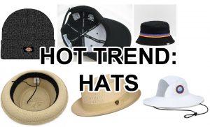HOT TREND HATS