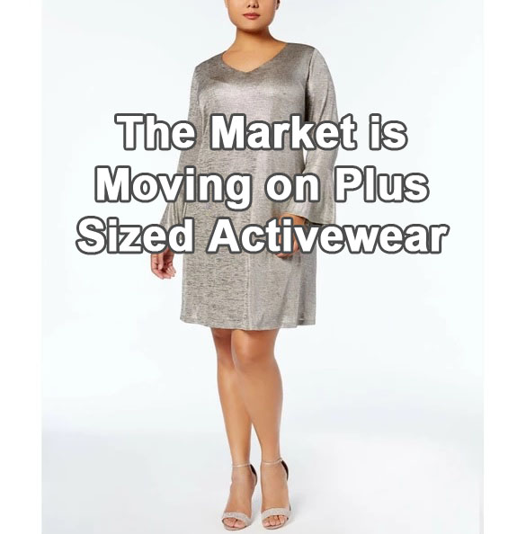 The Market is Moving on Plus Sized Activewear