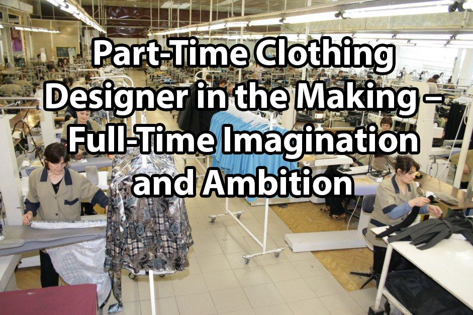 How Sewing Factories Help Turn Ideas into Full Designs