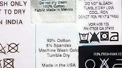 Printed Fabric Labels & Tagless Heat Transfers